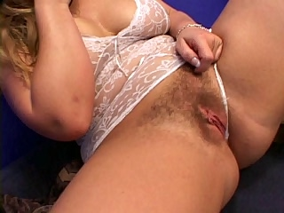 Hairy dense fur amazing pussy drilled from the low from Hairy Sex Videos